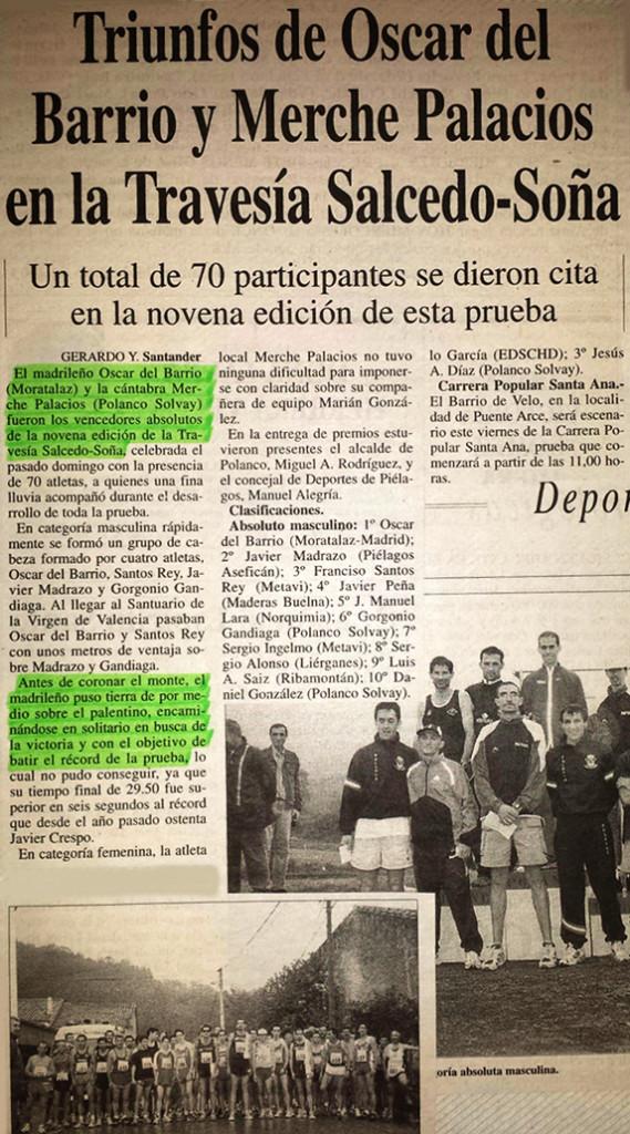 Prensa_julio2003_SalcedoSoña_VictoriaOscardelBarrio